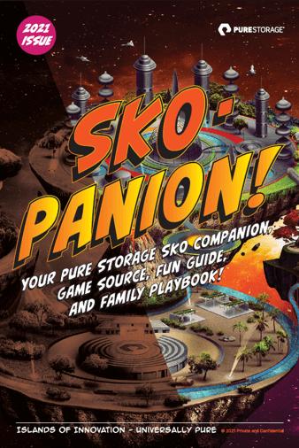 Cover for SKO-Panion comic book